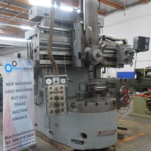 Used VTL - Vertical Turret Lathes