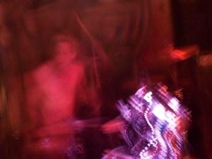Nu Sensae playing at Beerland during Chaos in Tejas (Austin, TX)