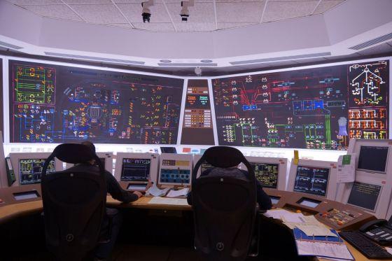 simulateur centrale nucléaire