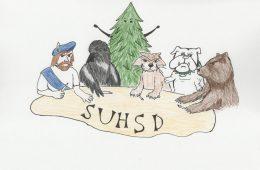 Illustrated by Emma Dewey