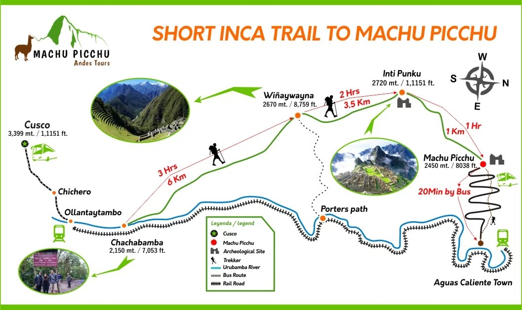 Inca Trail Trek 1 Day to Machu Picchu /100% Best Group ... on inca trail map, cusco peru map, sedona trail map, bariloche trail map, mount everest trail map, urubamba river map, los angeles trail map, cusco area map, yellowstone national park trail map, sacred valley peru map, vilcabamba ecuador map, salkantay trail map, grand canyon national park trail map, santa barbara trail map, sugarloaf mountain trail map, las vegas trail map, incan ruins map, san juan trail map, peru landmarks map, highlands map,