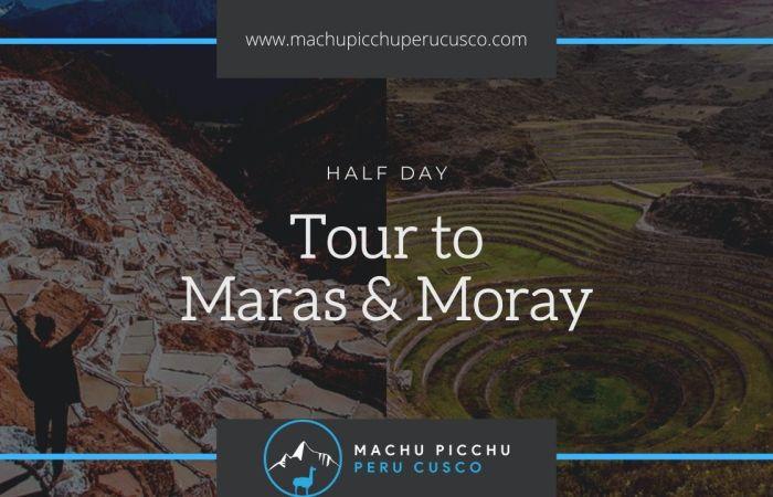 Moray Maras and Salt Mines Tour