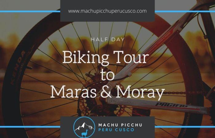 Maras Moray biking Tour