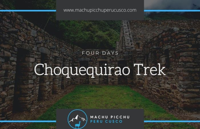 Trek to Choquequirao