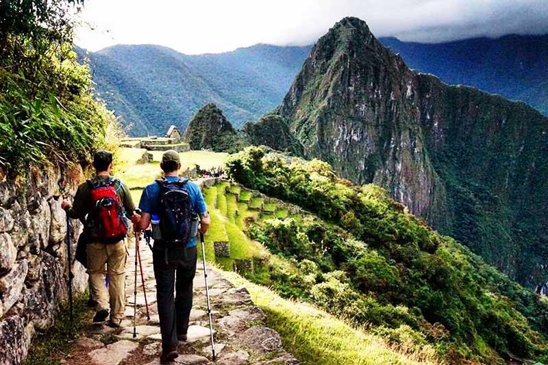 Machu Picchu Huayna Picchu Tour - Huayna Picchu Mountain