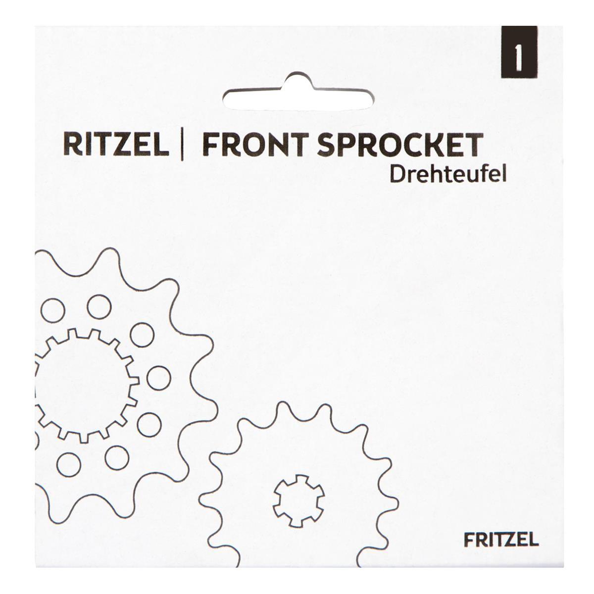 Fritzel Ritzel Drehteufel Ktm Sx 50 09 11 Zahne