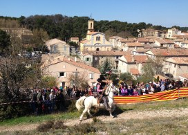 Fête du cheval Calas Cabries 2016