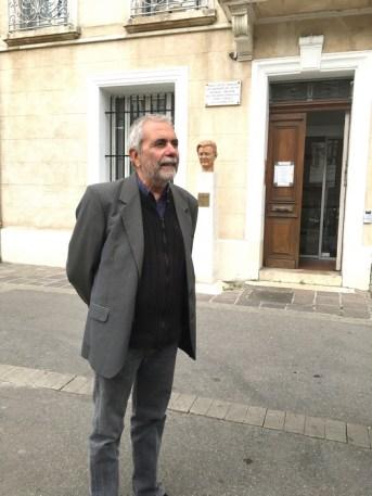 Georges Merentier - Maison natale de Marcel Pagnol Aubagne