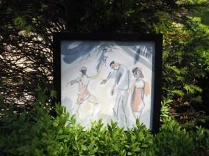 Philippe Morice - Flâneries d'Art contemporain dans les jardins aixois
