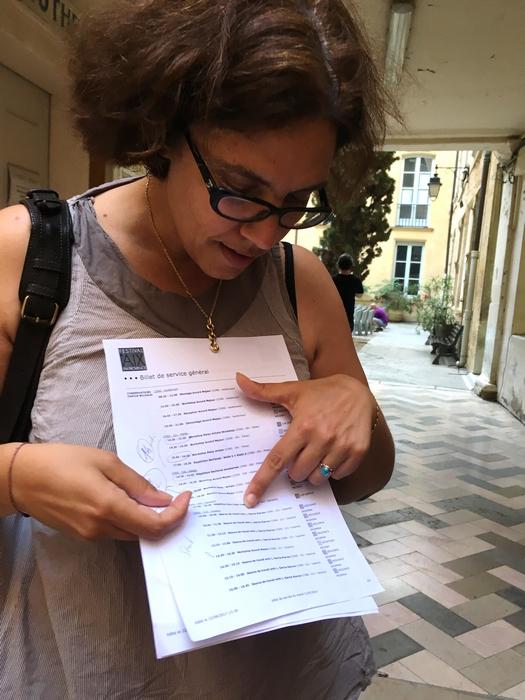 En vadrouille 6 - Dans les coulisses du Festival d'Aix en Provence avec Emilie Delorme