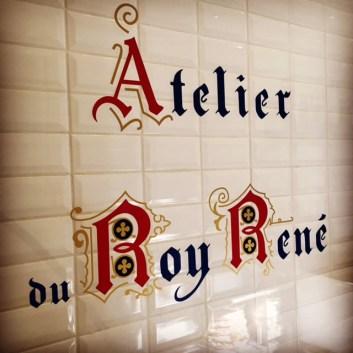 Atelier du confiseur - Calissons Le Roy René Aix en Provence
