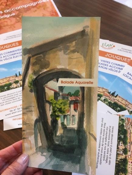 Elan Jouques - visites en Provence