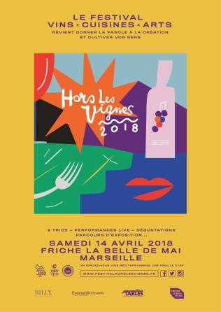 Festival hors les vignes 2018