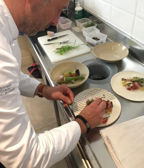 Mmmh ! Le Festival de la Gastronomie Jean François Bérard