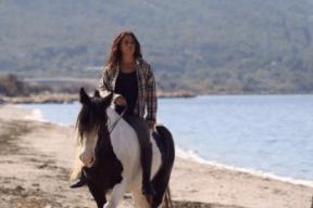Balade à cheval sur le Jaï
