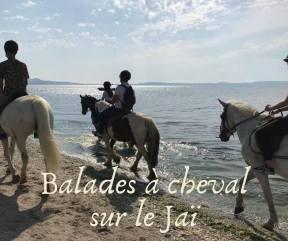 Escales Patrimoine Marignane ete 2019 - balade à cheval Jaï