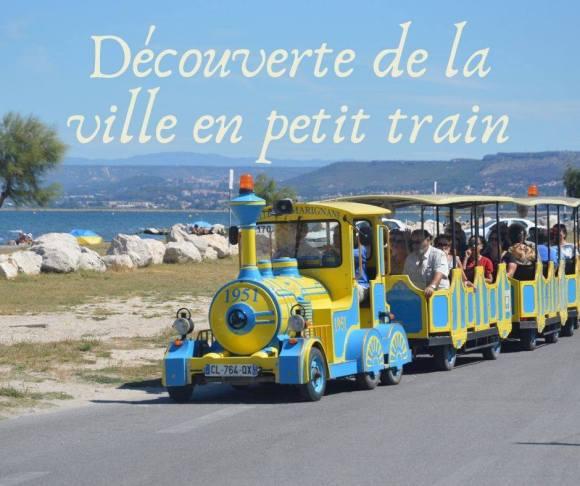 Escales Patrimoine Marignane ete 2019 Decouvrte petit train