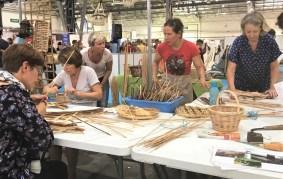 Atelier vannerie- Salon Artemisia Marseille