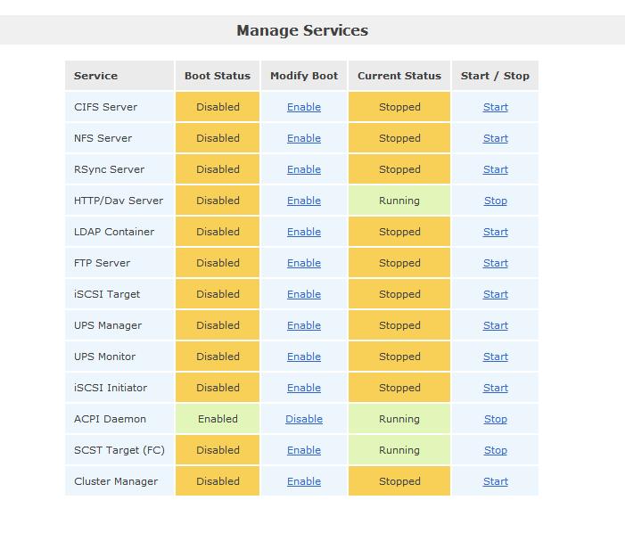 openfiler-default-services-running