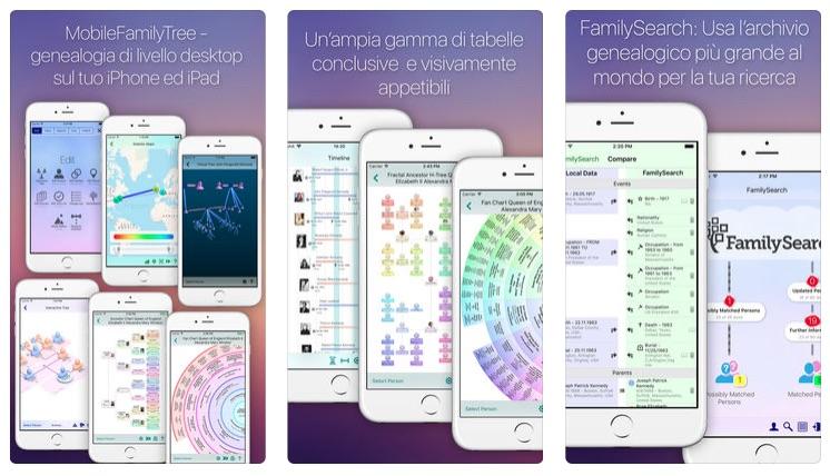 mobilefamilytree 8 In sconto le 20 migliori app per la produttività su iOS scelte da Apple