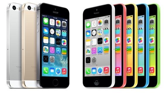 iphone 5e 5s 5c