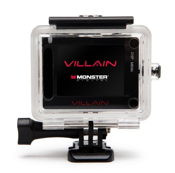 Monster Villain, in prova l'action camera che ha già tutto quel che serve