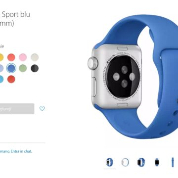 Apple Watch esaurito 7