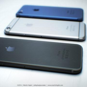iPhone 7 rendering 4