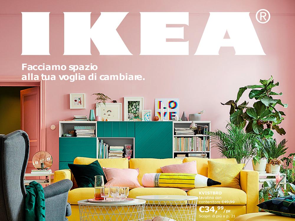 Il Catalogo Ikea 2018 è Unapp Da Sfogliare Con Iphone E
