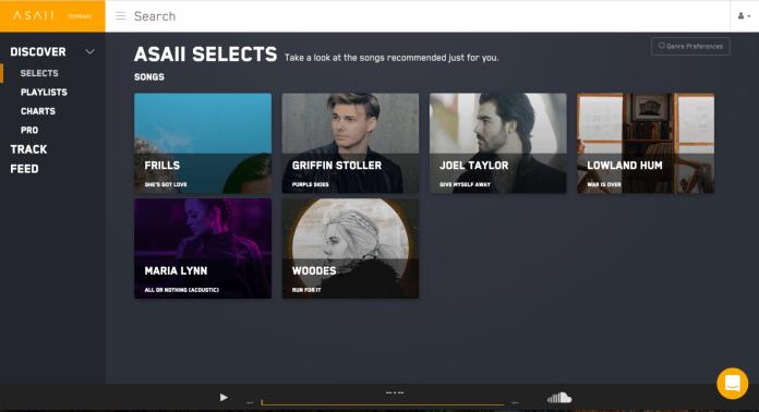 Apple ha comprato Asaii, piattaforma musicale per scoprire talenti