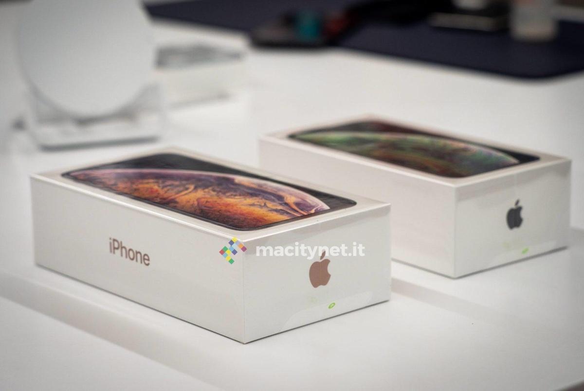 Vendite iPhone XS superiori a quelle di iPhone 8 e iPhone X