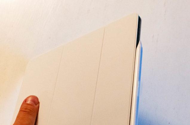 iPad Pro unpacking