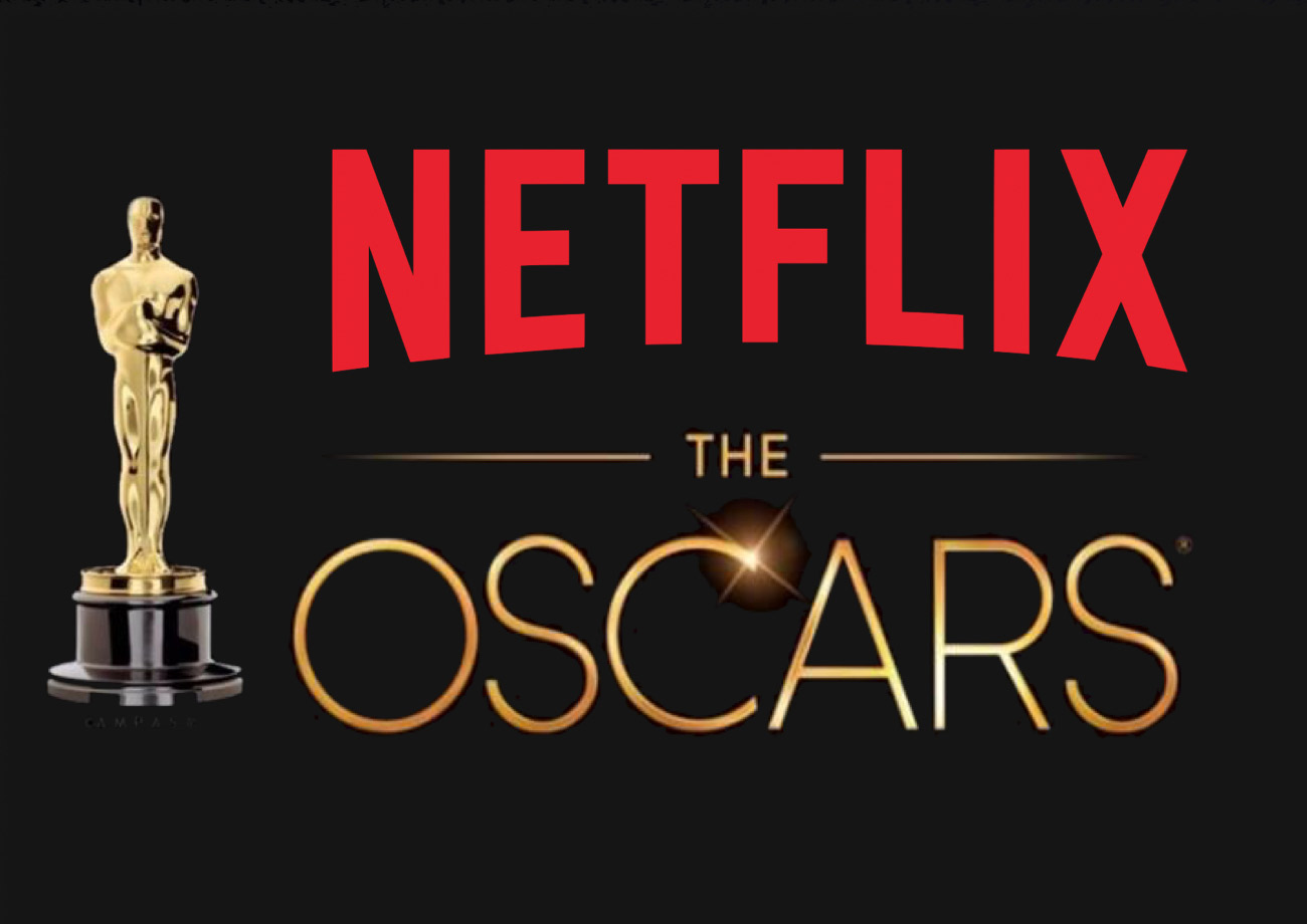 Netflix punta all'Oscar: tre film debutteranno al cinema prima che in streaming