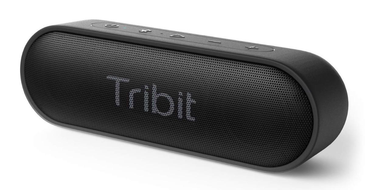 Tribit Xsound Go, speaker 12W con radiatore passivo in sconto a 23,83 euro