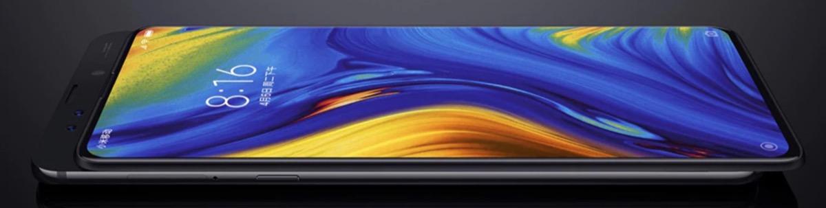 Xiaomi Mi Mix 3, lo smartphone con slider meccanico arriva in Italia