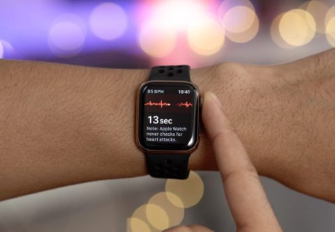 Apple Watch 4 individua contrazioni ventricolari premature: medico impressionato