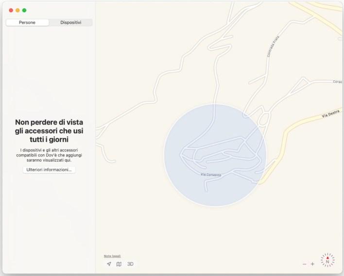 Apple prepara AirTag, le schermate in Safari sono già in Italiano