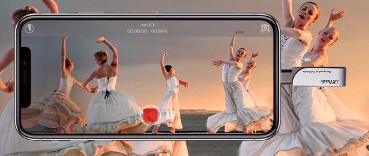 chiavetta USB-Lightning per iPhone e iPad al CES 2021