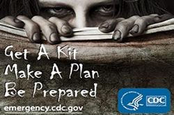 How the CDC is Using its Blog to Prepare Us For the Zombie Apocalypse