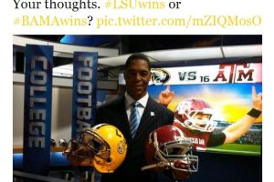 Chat With NFL Legend Marcus Allen Wednesday Night on Twitter!