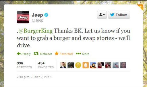JeepTweet