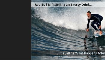 red bull target market