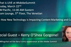 #AdoebSummit Kerry Gorgone