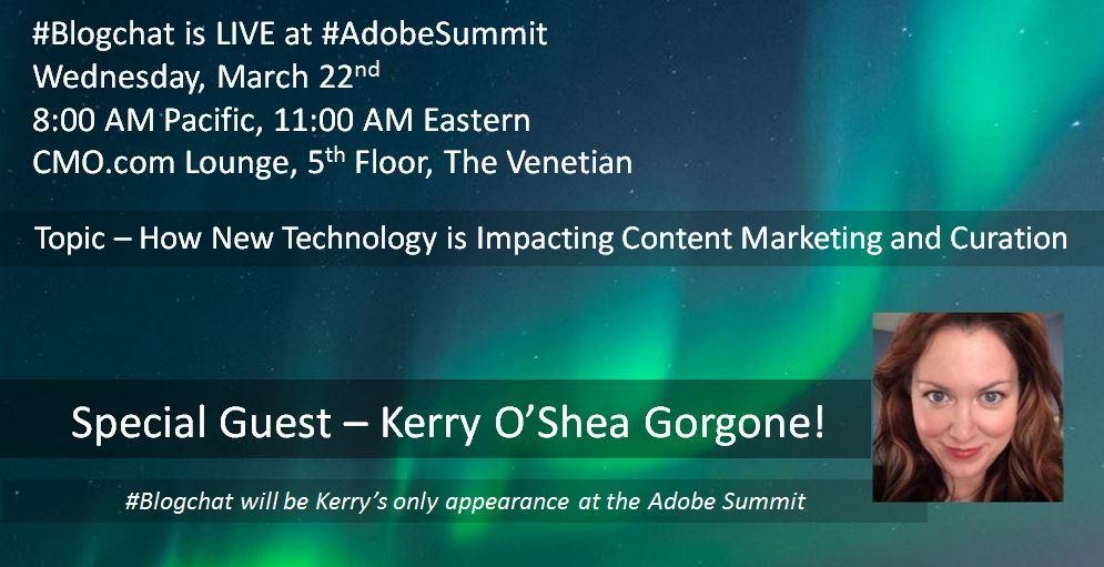 #AdoebSummit Kerry Gorgone
