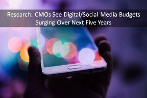 Research: CMOs Say Social Media Budgets Are Surging, But Finding Solid Results Still a Struggle