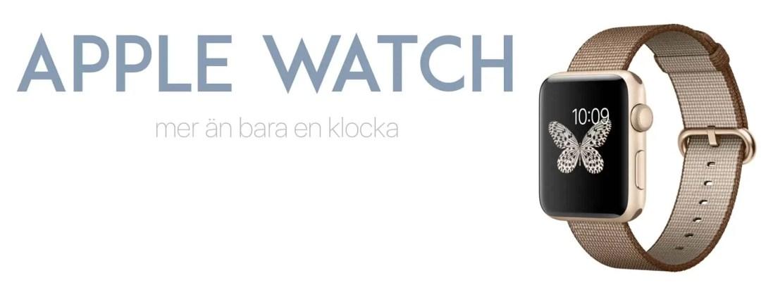Här kan du få böter om du bär en Apple Watch