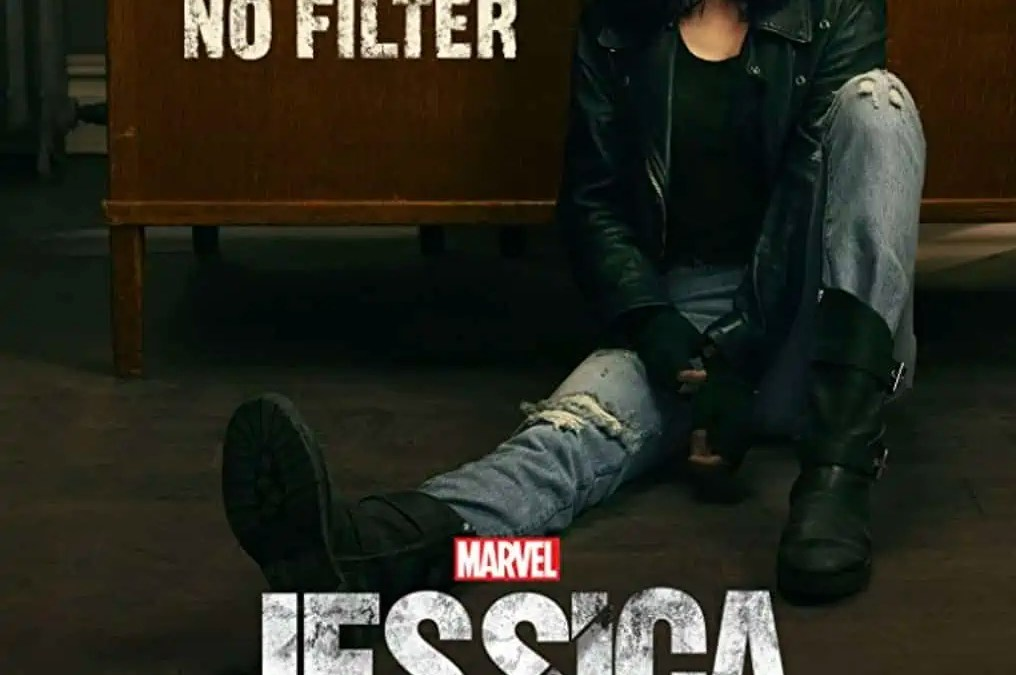 Nu finns Jessica Jones andra säsong på Netflix