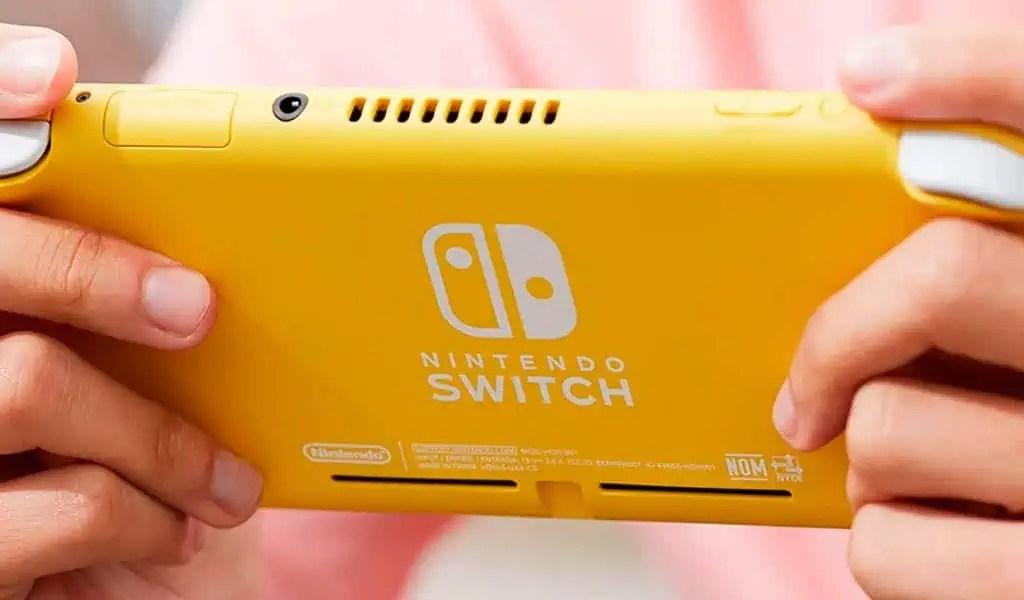Nu blir det reklamfilm för Nintendo Switch – på japanska