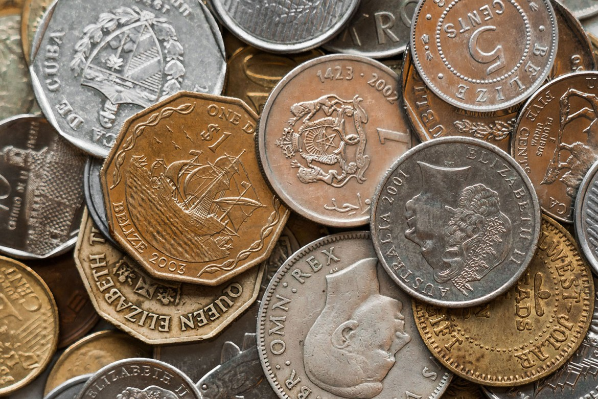 Creating Coins: Worldbuilding Fantasy Money • Mackenzie Kincaid