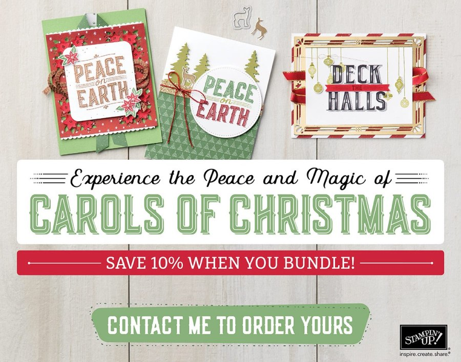 Carols of Christmas Early Release